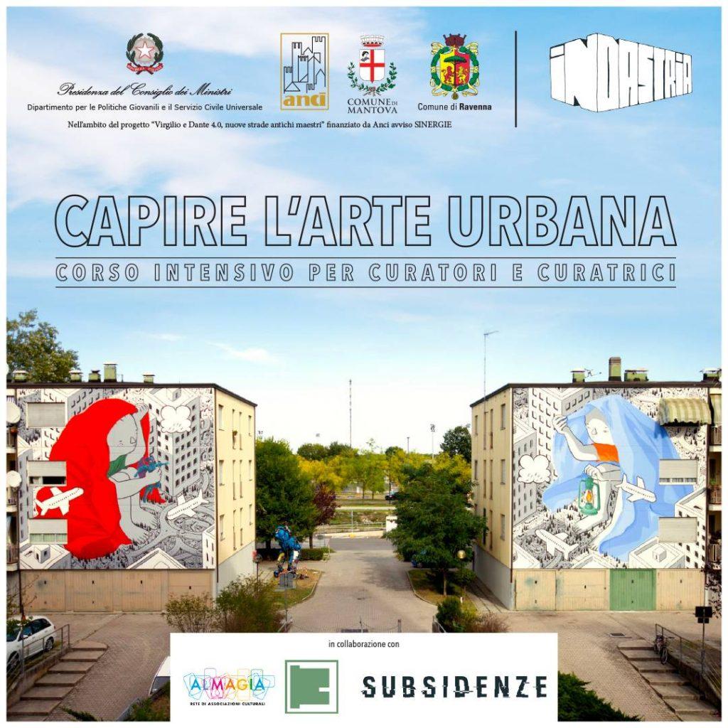 Progetto - Capire l'arte urbana